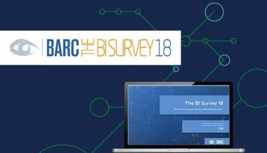 Qlik Leads In Query Performance & Ease of Use in Barc BI Survey 2018