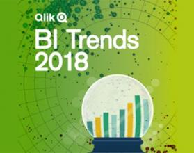 11 Business Intelligence Trends for 2018 with Qlik