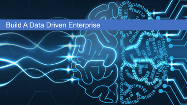 Gartner Report on how to build a data-driven enterprise