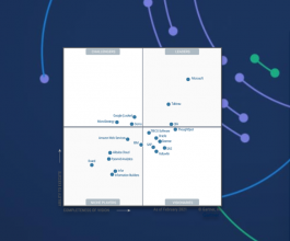 2021 Gartner Analytics & Business Intelligence Magic Quadrant