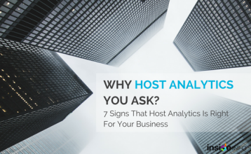 7 Signs Host Analytics Is Right For Budgeting and Planning