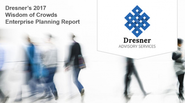 Dresner 2017 Wisdom of Crowds Enterprise Planning Market Study